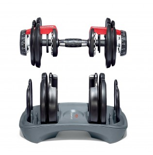Дъмбели Bowflex SelectTech 552i 2-24 кг (чифт)