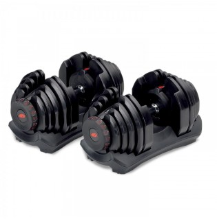 Дъмбели Bowflex SelectTech 1090i 4-41 кг (чифт)