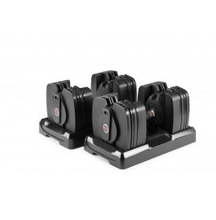 Дъмбели Bowflex SelectTech 560i 2-27 кг (чифт)