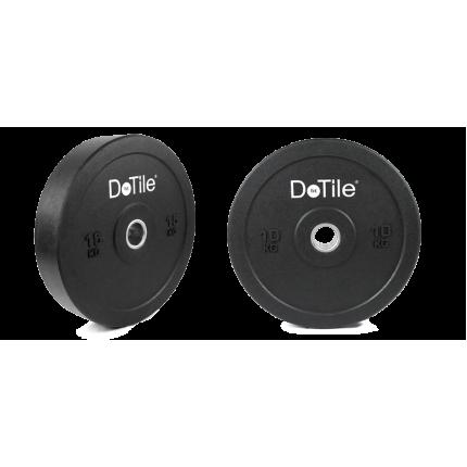 Гумирани дискове за изхвърляне (Ø 50 мм) Legion от DoTile