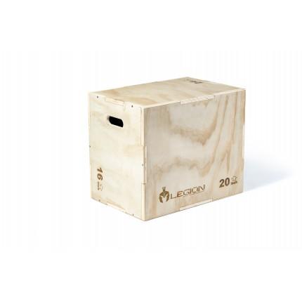 Плиометрична кутия за скокове Legion от DoTile