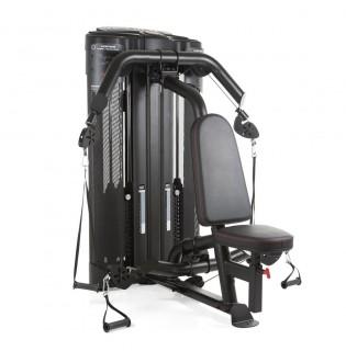 Кабелен тренажор с двойно действие за гърди/рамене от INSPIRE by HAMMER