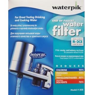 Waterpik instapure - филтър за вода (хром)