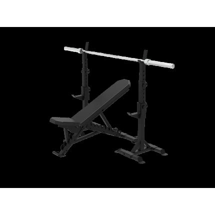Телескопична стойка за Клек и Мултифункционална тренировъчна пейка