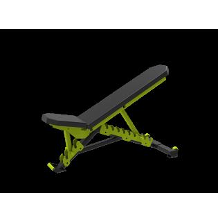 Мултифункционалната тренировъчна пейка